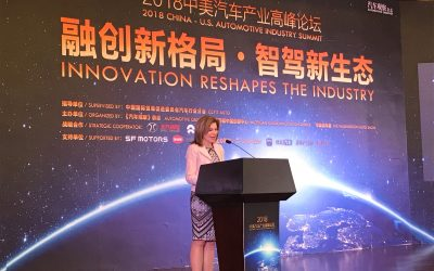 Opening Remarks at the 2018 China-U.S. Automotive Industry Summit