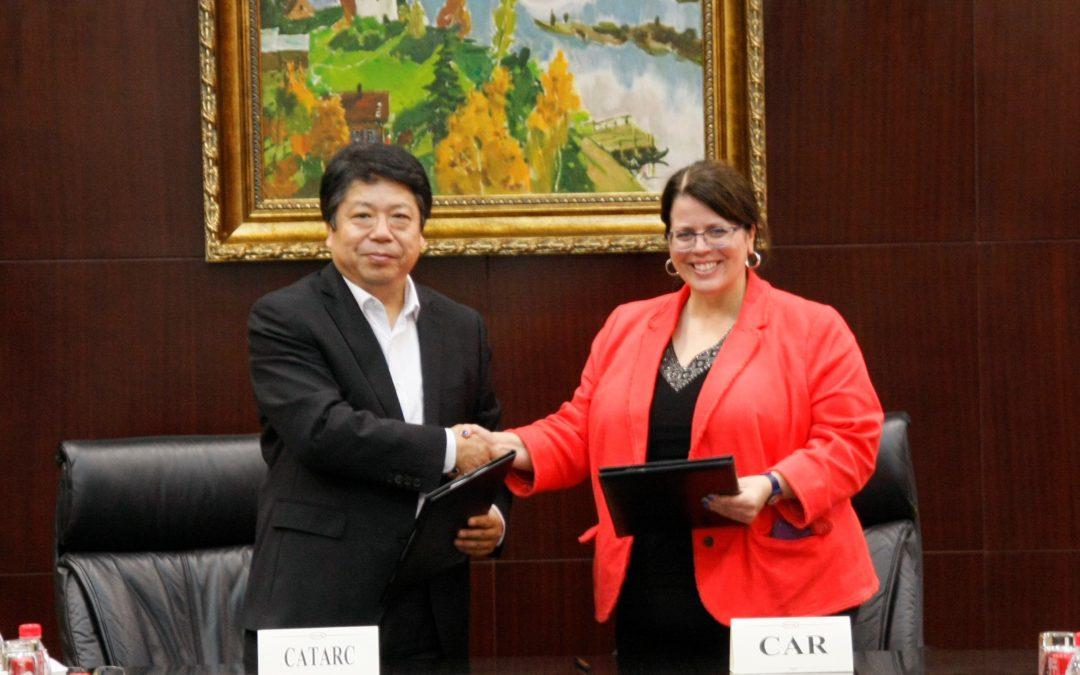 U.S. – China Automotive Partnership
