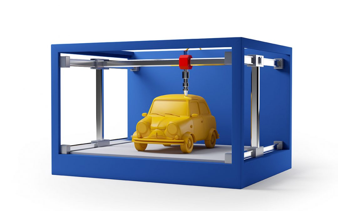 Advancing Additive Manufacturing into the Mobility Industry