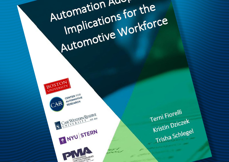 Automation Adoption & Implications for the Automotive Workforce