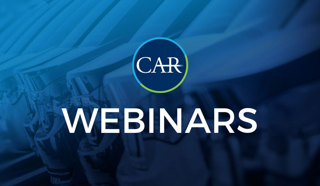 Webinar: Using Data to Help Your Business Come Back Online in the Wake of COVID-19